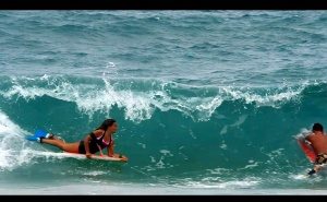 Bodyboarding in Hawaii_Matt Catalano photo frame